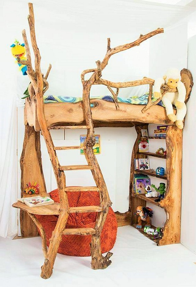 Wooden child proofing to any toys