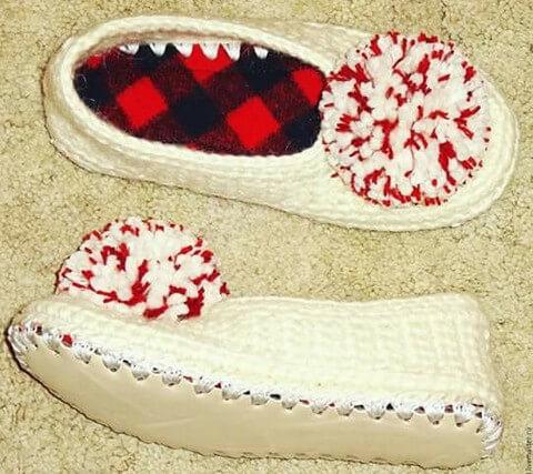 Crochet baby Shoze-2