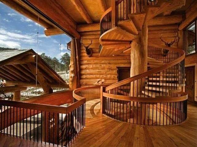 woodan room front