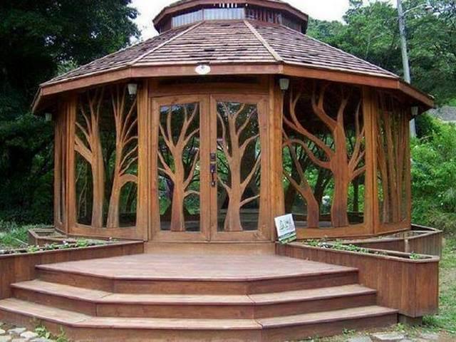 woodan samal room
