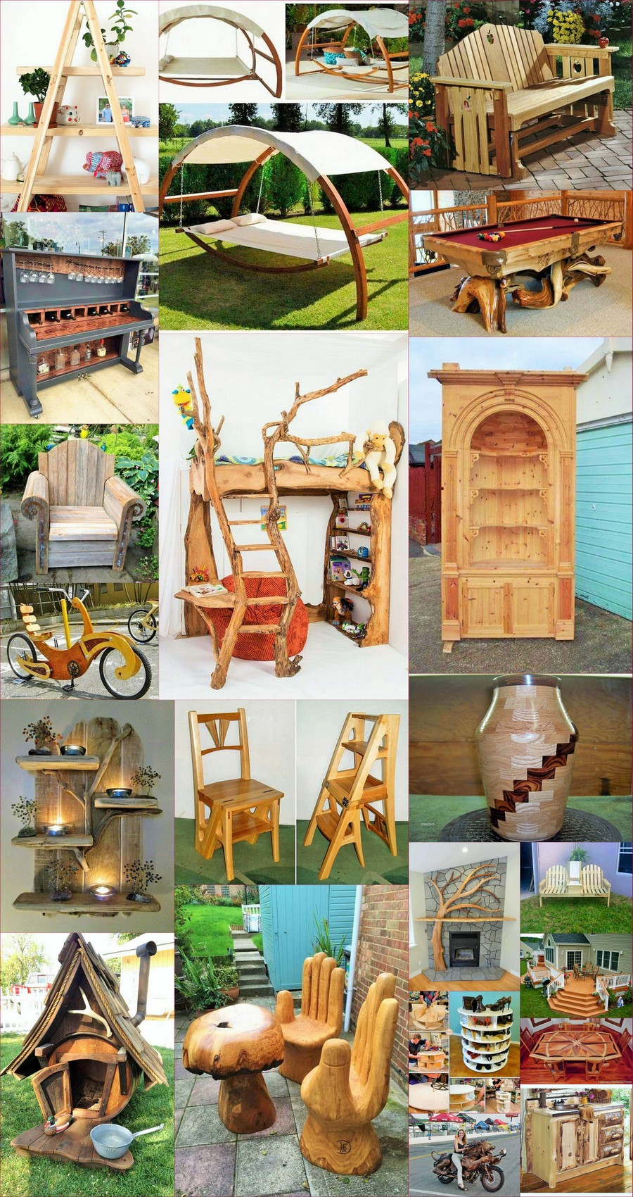 wooden working Projects