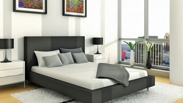 Bedroom-Design-with-Black-Grey-and-White-Color (2)