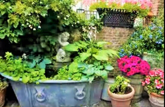 Creative gardening ideas 4