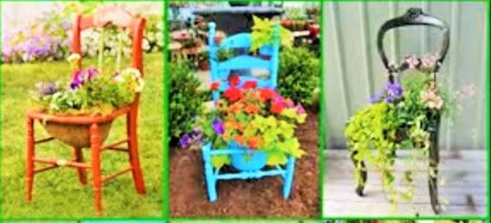Creative gardening ideas 1