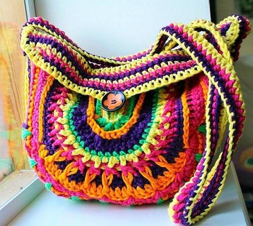 Crochet Hand Bags-10 (2)