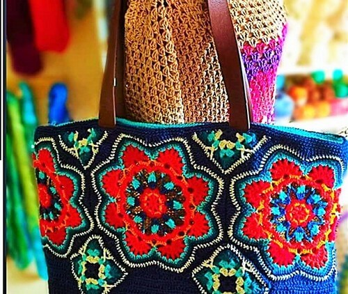 Crochet Hand Bags-11 (2)