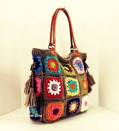 Crochet Hand Bags-2 (2)
