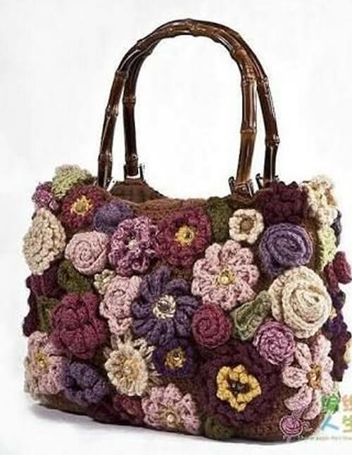 Crochet Hand Bags-4 (2