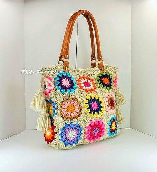Crochet Hand Bags-5 (2)