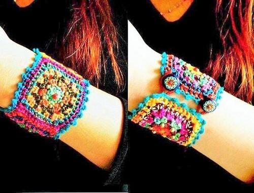 Crochet Hand Chan (2)
