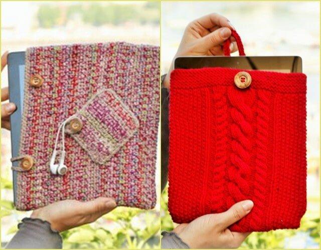 Crochet Tab Caver