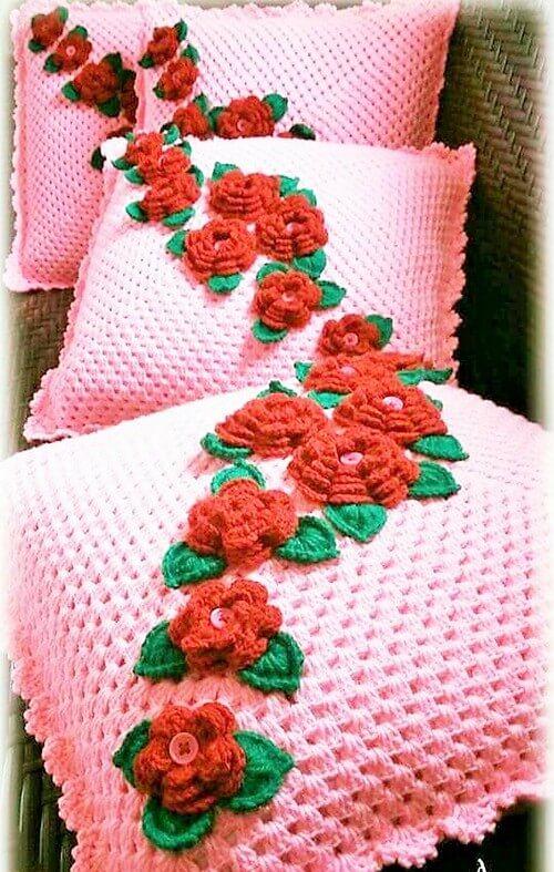 Crochet covers (2)
