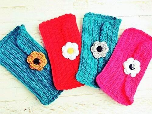 Crochet mobile covers-3 (2)