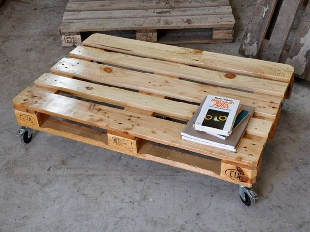 DIY-Wooden-Pallets Furniture