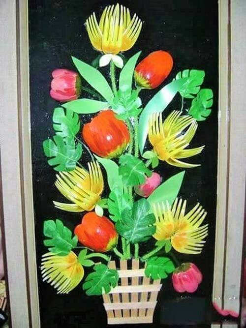 Flower-Craft Ideas