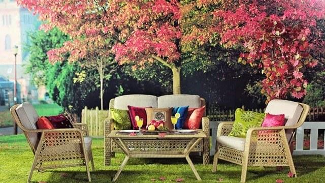 Garden Furniture- (2)