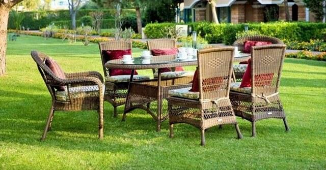 Garden Furniture-Set (2)