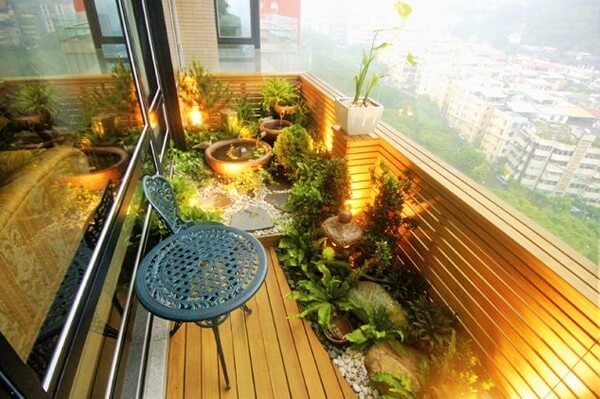 Home Balcony
