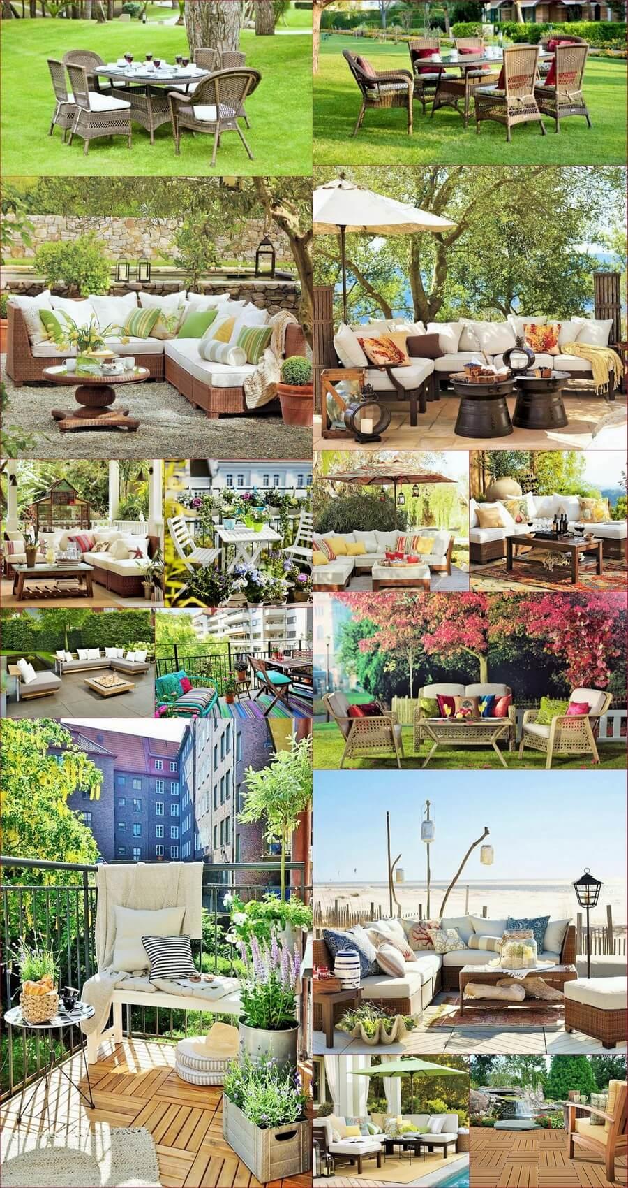 Home Decor-Garden- Furniture