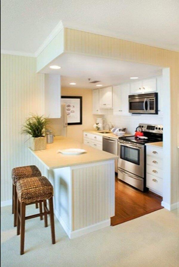 Kitchen Design Ideas for Small House Kitchen Decor& Beautiful 5