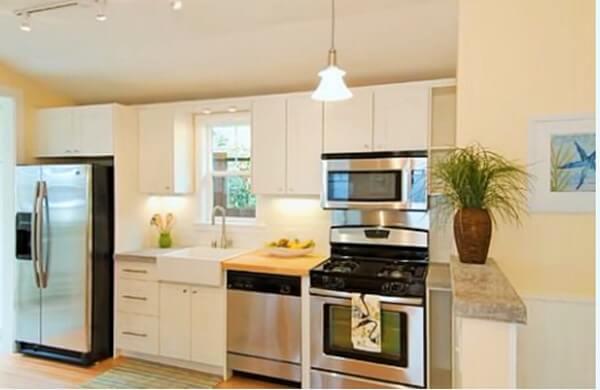 Kitchen Design Ideas for Small House Kitchen Decor& Beautiful 9