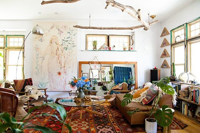 Living Room-Colorful-2