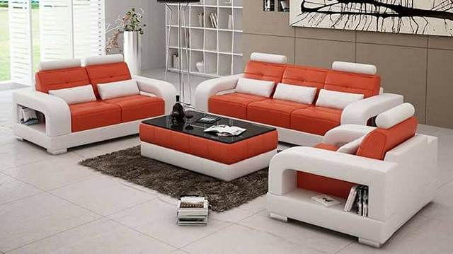 Living room-decor-sofa