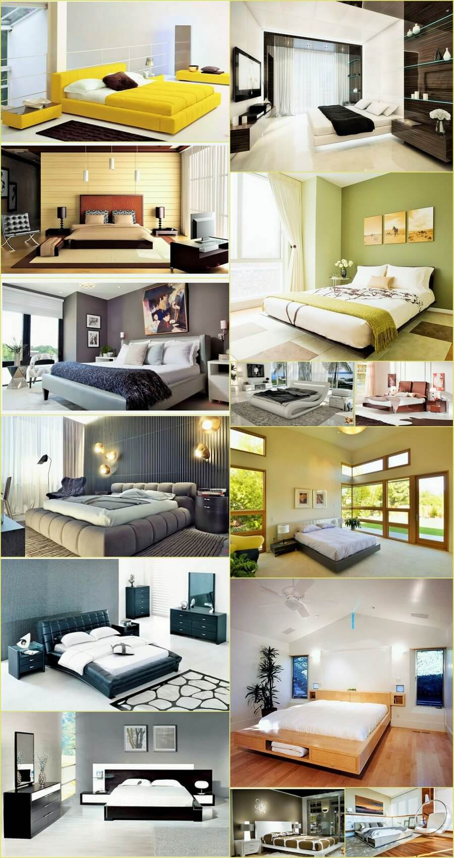 Modern Bedroom Design Ideas Interior Design