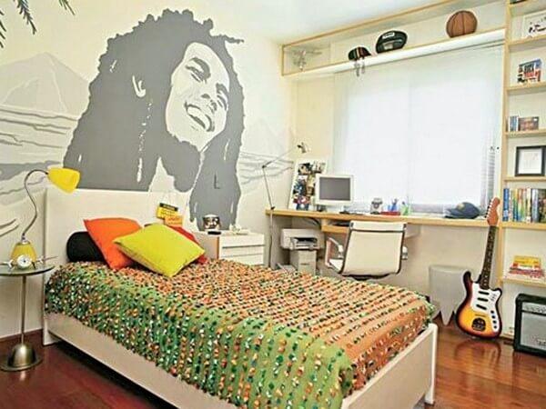 Modern-Style-Music-Theme-Bob-Marley-Cool-Bedroom-Ideas (2)