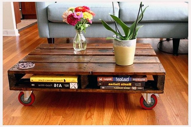 Pallets Furniture-Table