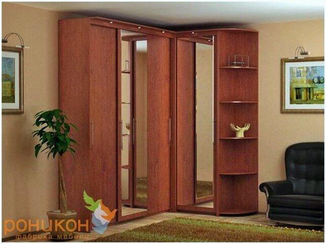 Wooden-Buffet-Corner-Cabinet-Compartment-5 (2)