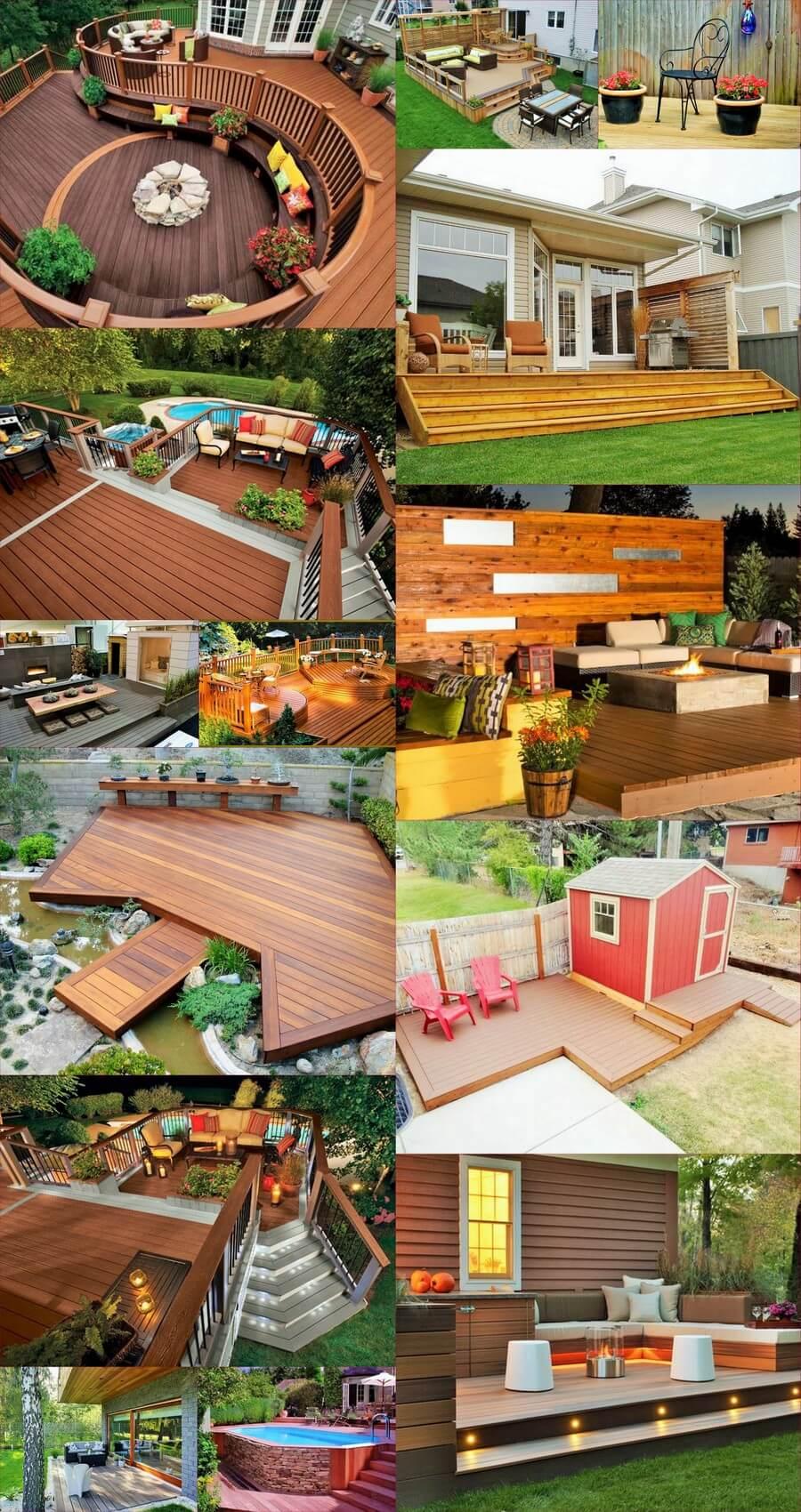 Wooden-backyard-deck 5