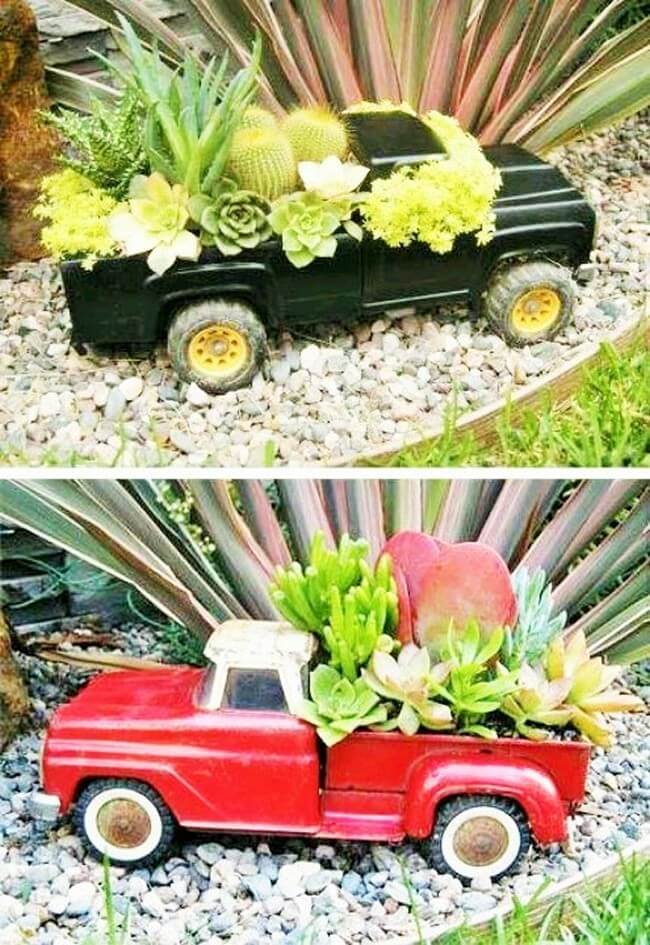 succulent-toy-trucks
