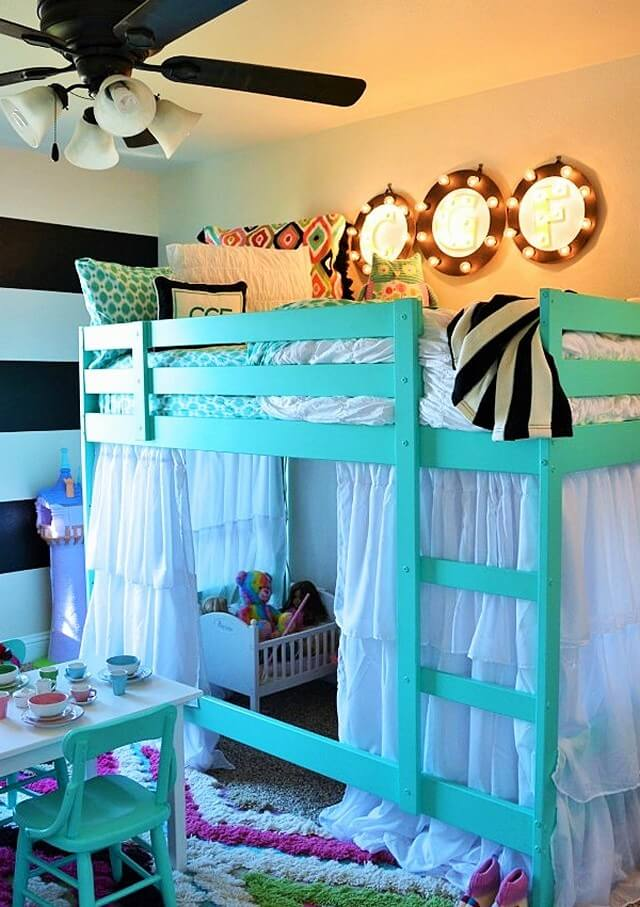 DIY-Ikea-Bunk-Bed-Hack- (2)