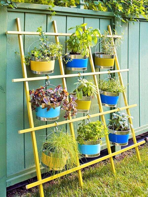 DIY-Vertical Gardening Ideas - 1001 Motive Ideas