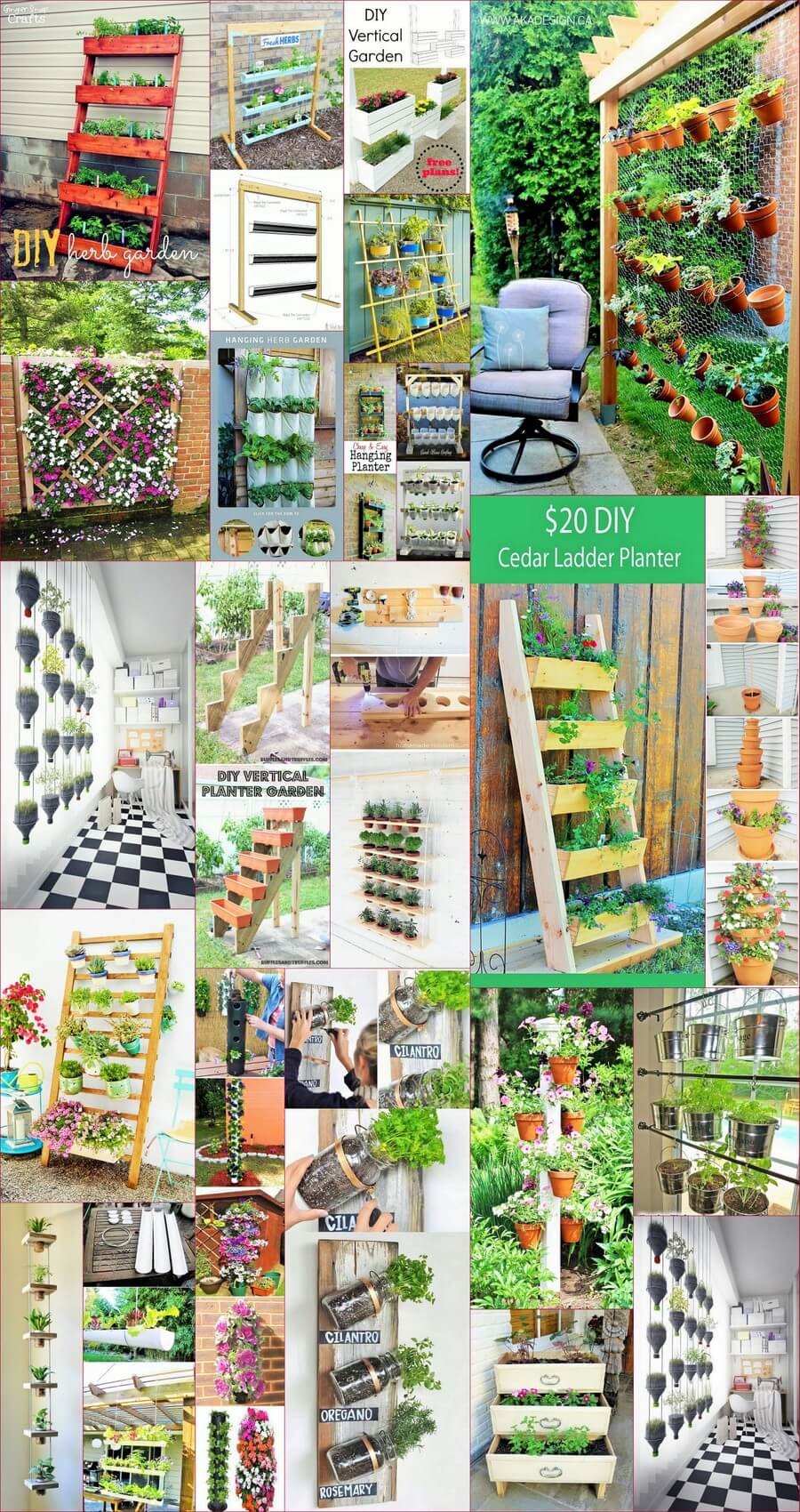 DIY-vertical-garden-ideas