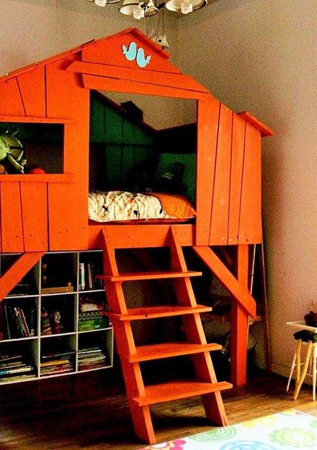 Pallets-Tree house (2)