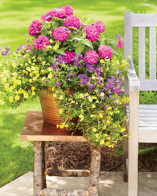 Traditional Tabletop Gardening Ideas