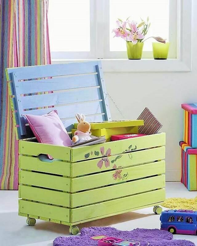 wooden Pallets-Kids Crafts ideas-6 (2)