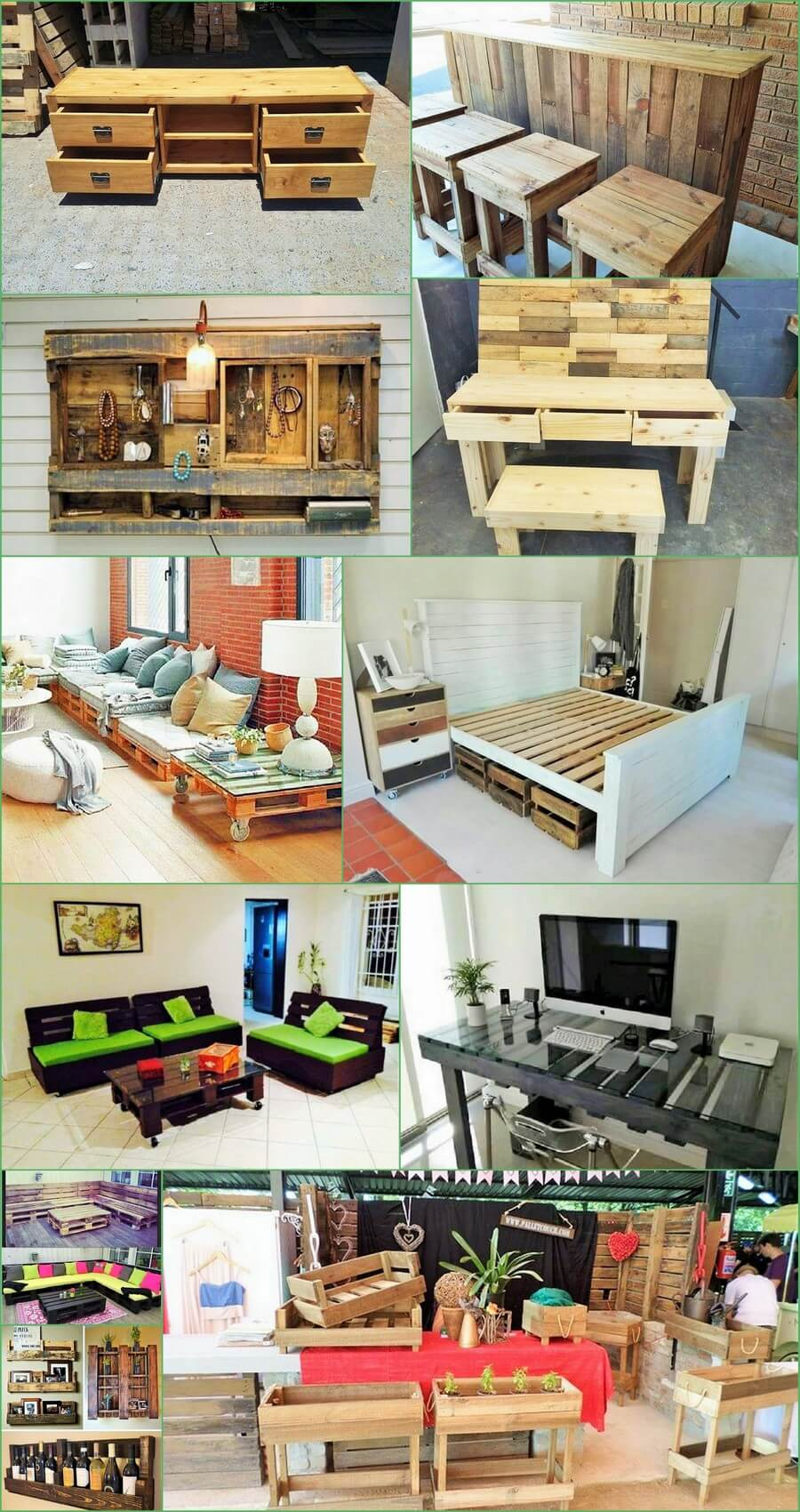 Wooden Pallets Projects -1