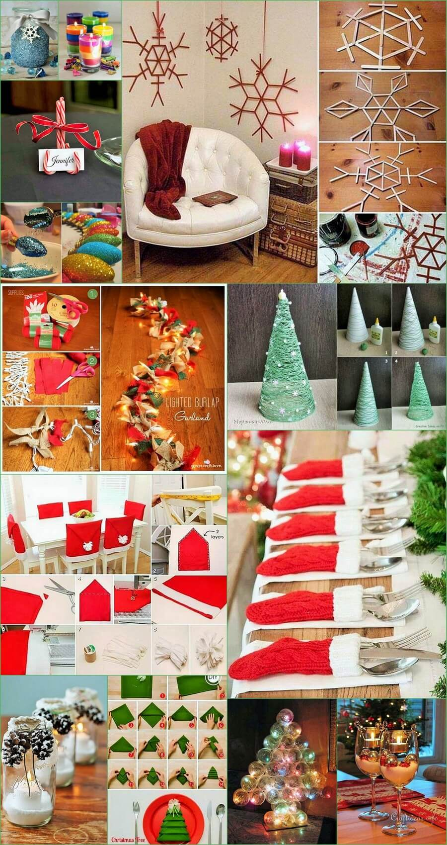 Homemade DIY Crafts Ideas
