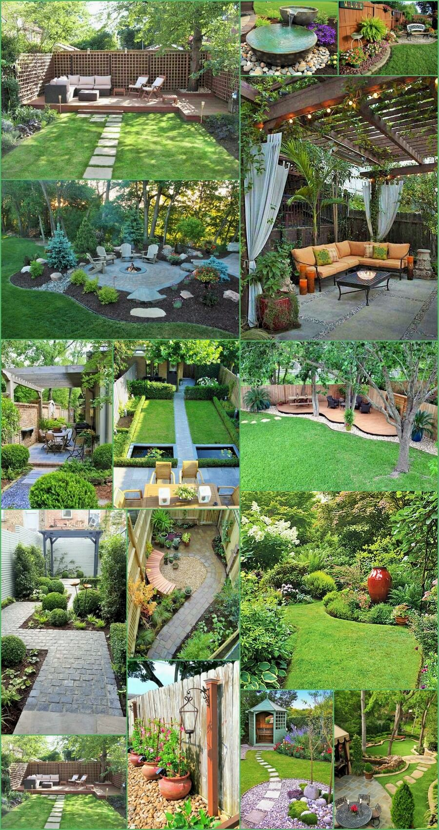 Beautiful backyard landscaping ideas