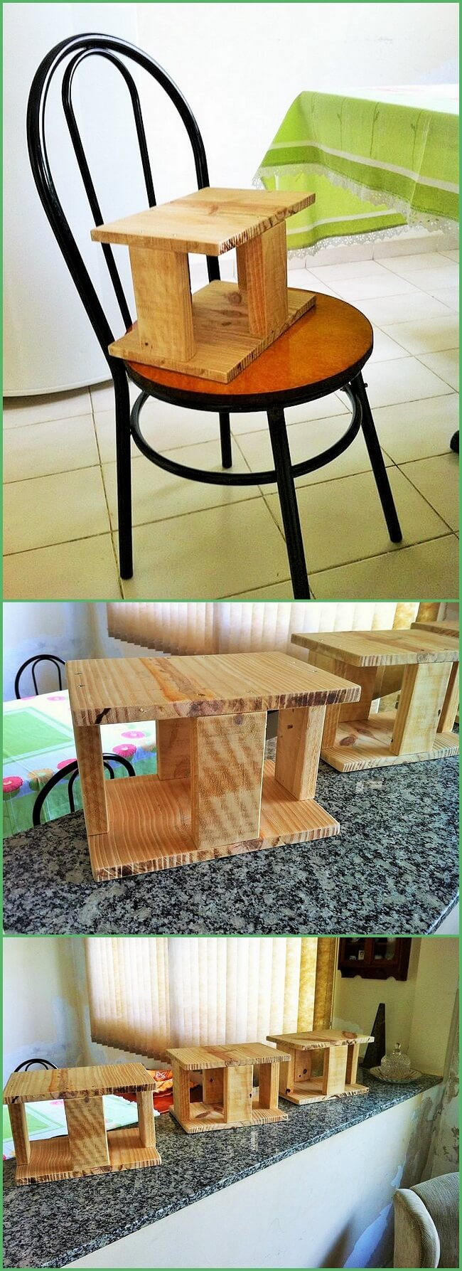 Home Decor with Wooden Pallets Furniture-1