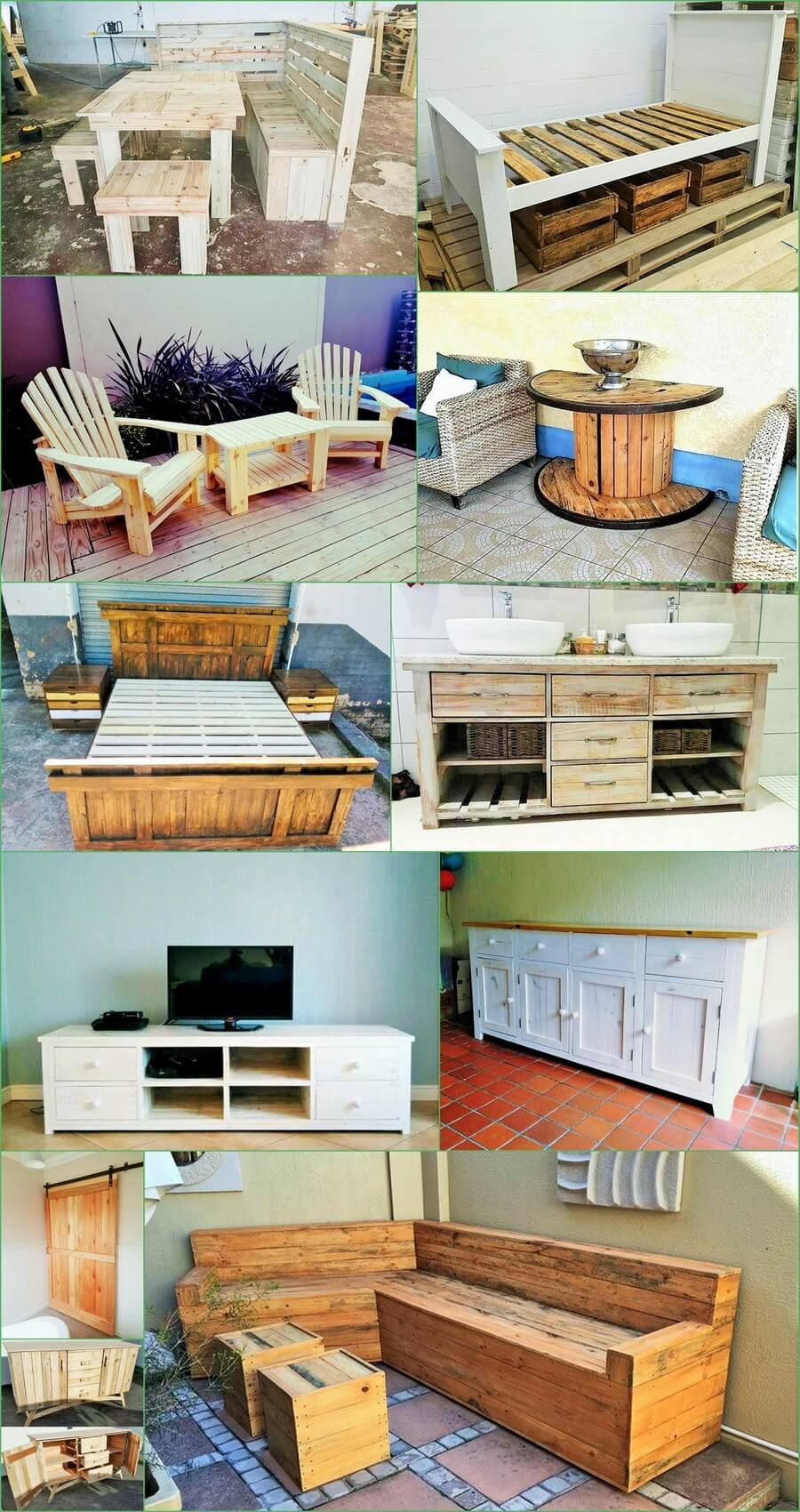 DIY Wooden Pallets Projects