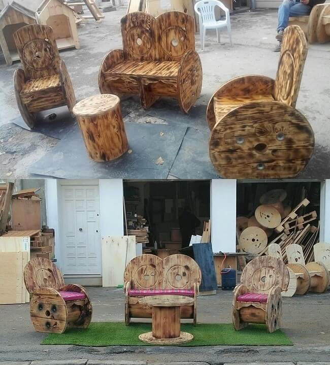 DIY Wooden Pallets Ideas-18