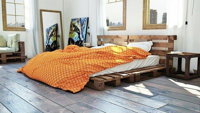 Home Decor with Wooden Pallets Furniture-3