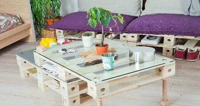Home Decor with Wooden Pallets Furniture-6