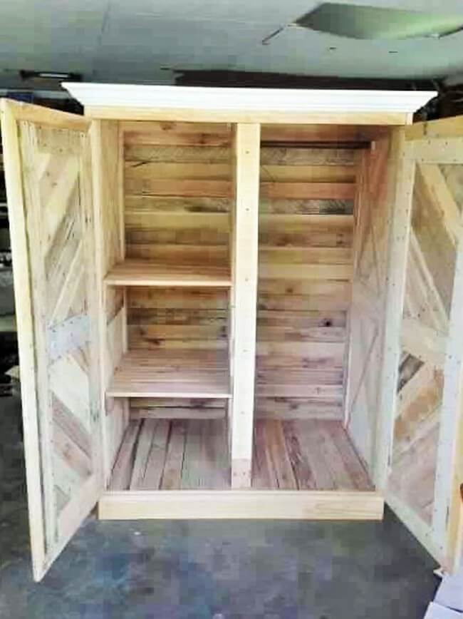 Home Decor with Wooden Pallets Furniture-8