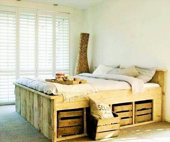 Home Decor with Wooden Pallets Furniture-9