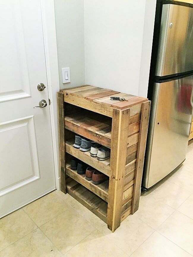 Home Decor with Wooden Pallets Furniture-10